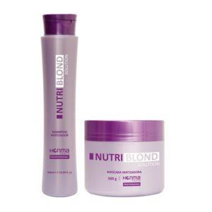 Линия «NUTRIBLOND Solution»
