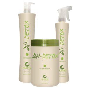 Уход за кожей головы и восстановление волос